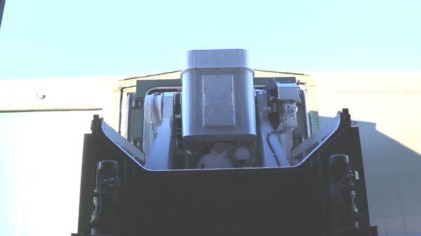 Боевой лазер Пересвет заступил на опытно-боевое дежурство