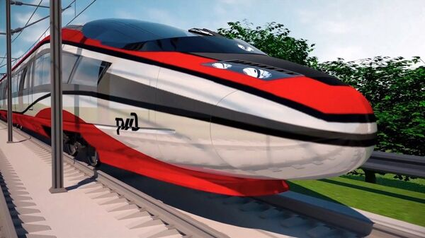 Высокоскоростной поезд