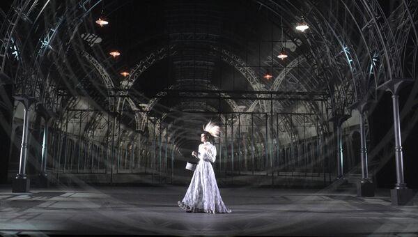 Спектакль ХХ век. Бал  в МХТ им. А.П. Чехова