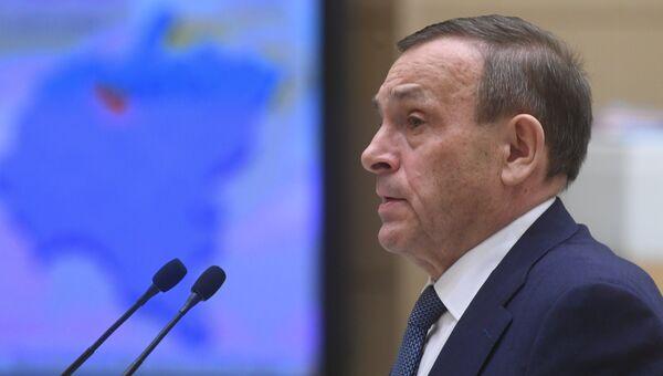 Глава Республики Марий Эл Александр Евстифеев