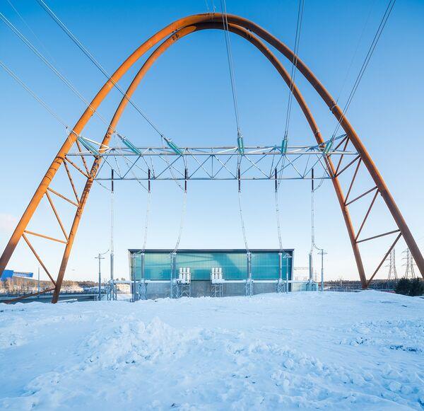 Электростанция Länsisalmi в Финляндии, победившее в категории Production Energy and Recycling Completed Buildings на Всемирном фестивале архитектуры