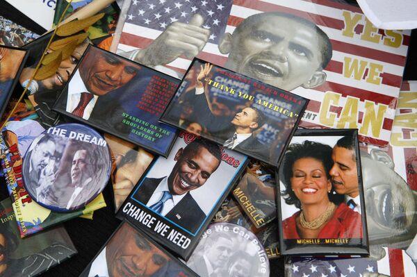 Сувениры с политической символикой