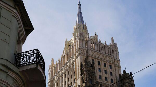 МИД прокомментировал решение Словакии выслать российских дипломатов