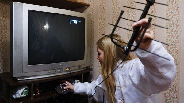 Настройка цифрового телевещания в Тверской области