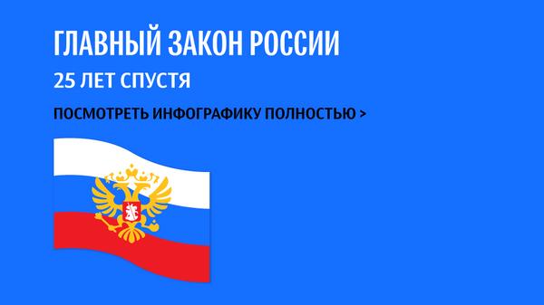 Главный закон России. 25 лет спустя