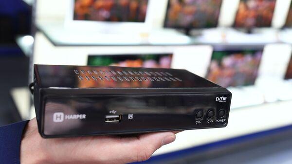Приставка для приема цифрового телевизионного сигнала