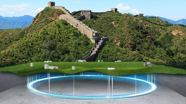 Электрон-позитронный коллайдер CEPC (Китай)