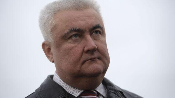 Экс-начальник Свердловской железной дороги Алексей Миронов