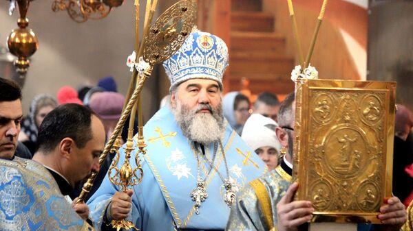 Митрополит Могилев-Подольский и Шаргородский Агапит
