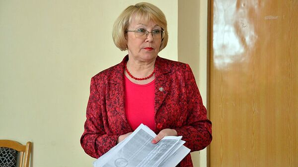 Бывший первый замминистра образования Чувашии Светлана Петрова