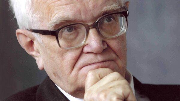 Глава института философии РАН Вячеслав Степи