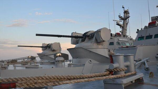 """Командно-штабные учения ВМС Украины """"Шторм – 2018"""""""