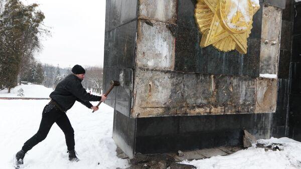 Монумент Славы во Львове