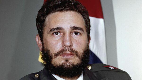 Фидель Кастро. 1959 год