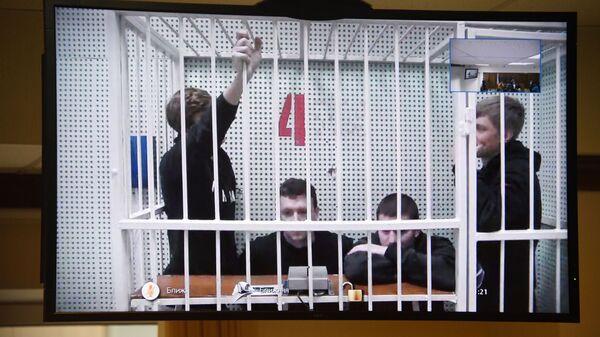 Рассмотрение апелляции на арест Александра Кокорина и Павла Мамаева