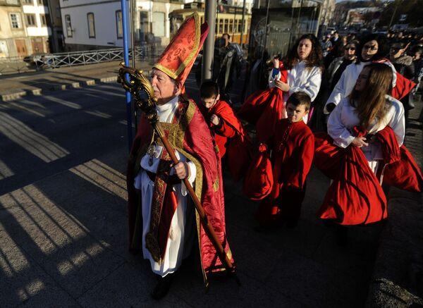Святой Николас из Португалии