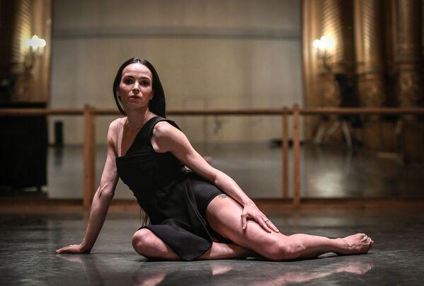 Балерина Диана Вишнева