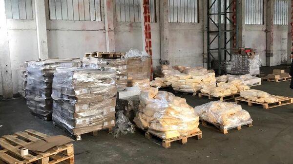 Склад сырной продукции в городе Рузе, не отвечающей требованиям безопасности
