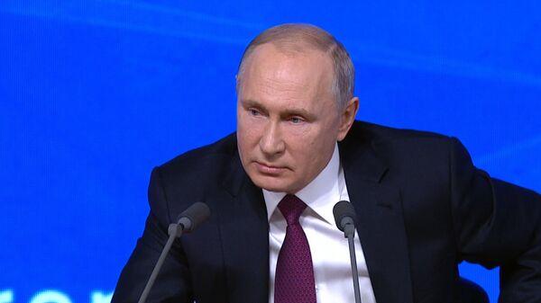 Ничего хорошего в этом нет. Путин – о задержаниях рэперов