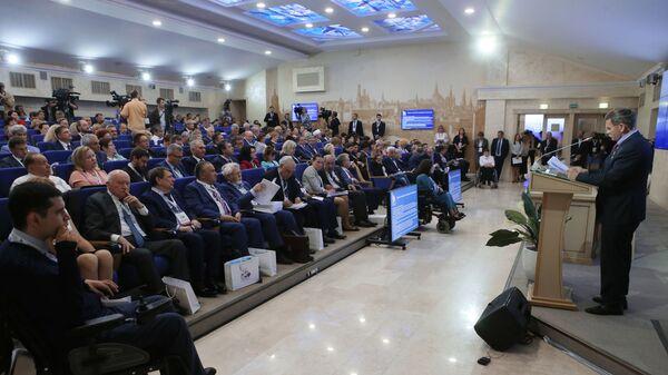 На пленарном заседании Общественной палаты Российской Федерации