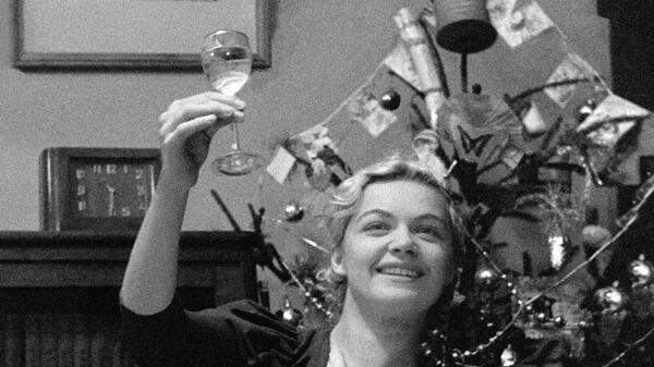 С Новым годом! Москва, 1939 год
