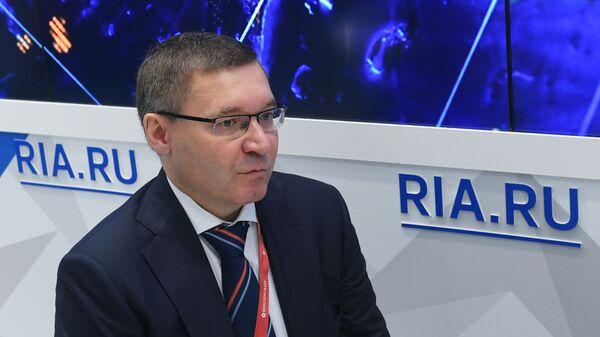Стенд МИА «Россия сегодня» на ВЭФ-2018