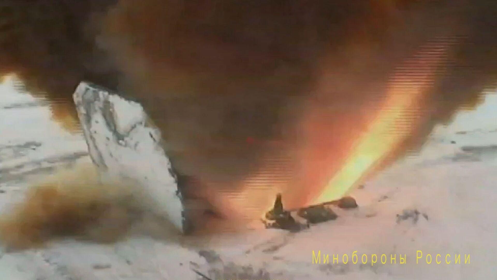 Запуск ракеты комплекса Авангард с гиперзвуковым боевым блоком - РИА Новости, 1920, 23.09.2020