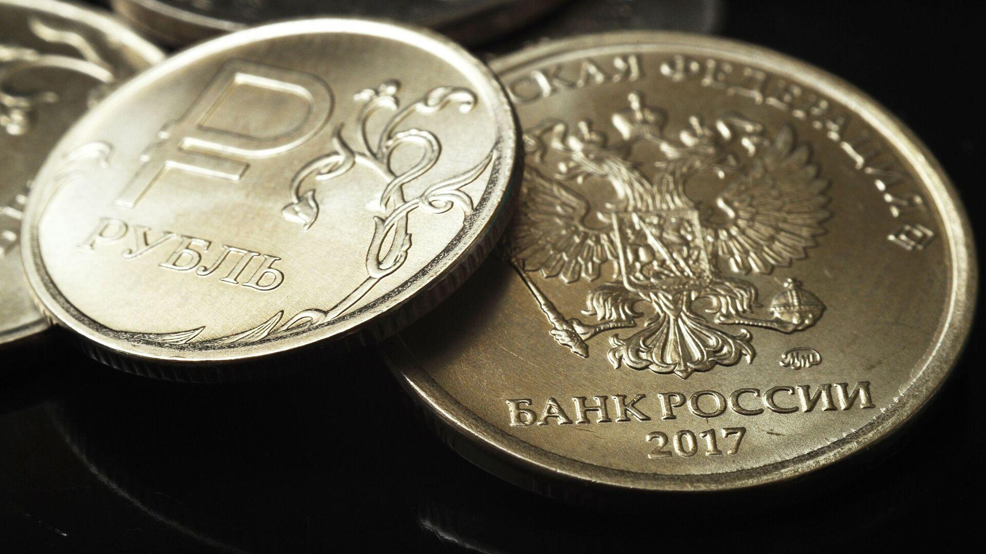 Российские рубли - РИА Новости, 1920, 04.05.2021