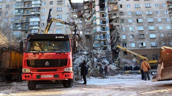 После ЧП в Магнитогорске неизвестна судьба 37 человек