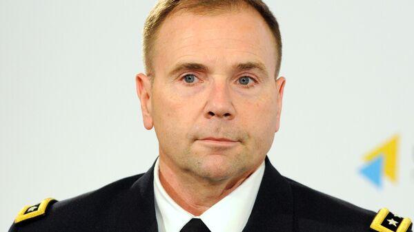 Генерал-лейтенант Бен Ходжес, командующий сухопутными силами США в Европе