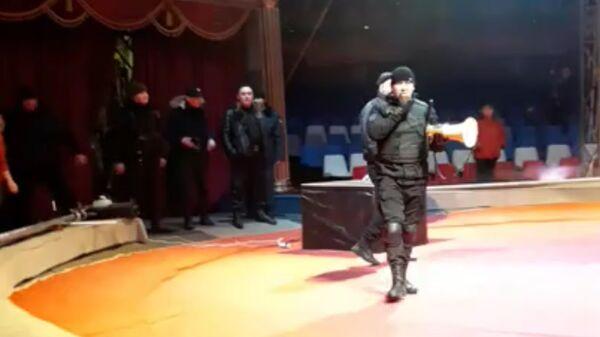 Судебные приставы прервали представление передвижного цирка в Уфе