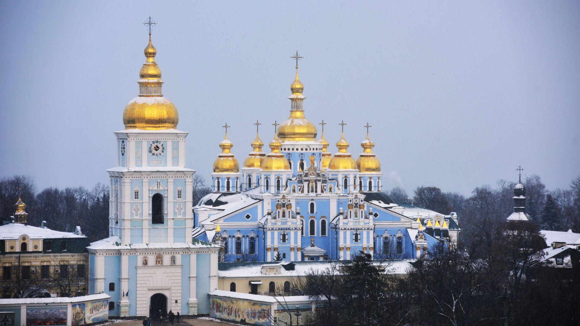 Михайловский Златоверхий собор - РИА Новости, 1920, 11.03.2021