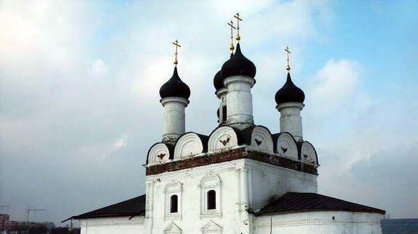 Церковь Покрова на улице Саломеи Нерис в Москве