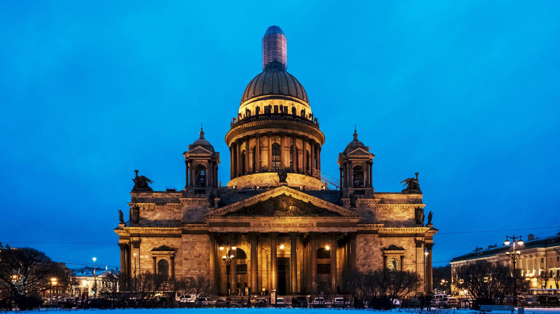 Исаакиевский собор в Санкт-Петербурге - РИА Новости, 1920, 05.03.2020