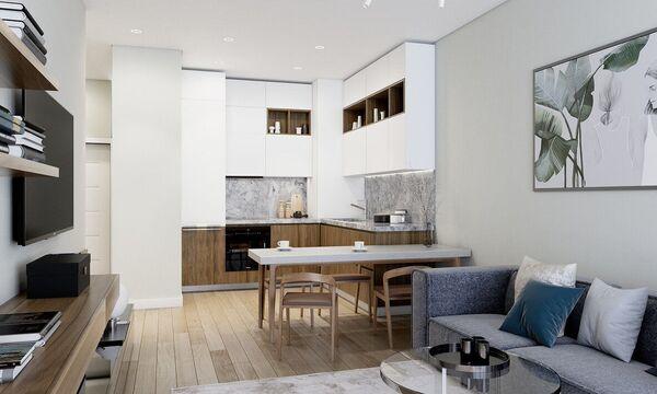 Комплекс апартаментов SOHO+NOHO