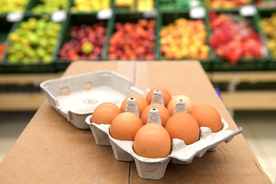 Упаковка яиц