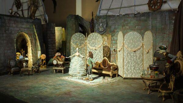 Выставка Волшебный мир. Гофманиада в Музее Рерихов