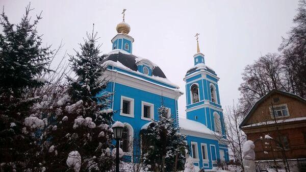 Богородице-Рождественский женский монастырь в селе Барятино, Калужская область