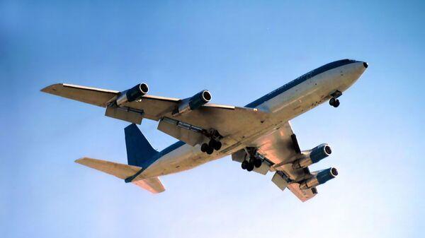 Самолет Boeing 707
