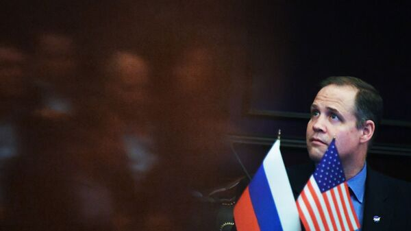 Глава НАСА Д. Брайденстайн выступил с лекцией в МГУ