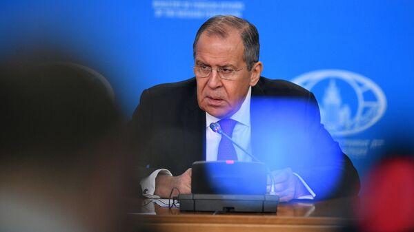 Брат задержанного за шпионаж Уилана находится в России, заявил Лавров