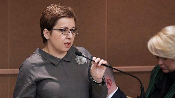 Глава московского Центра паллиативной помощи Нюта Федермессер