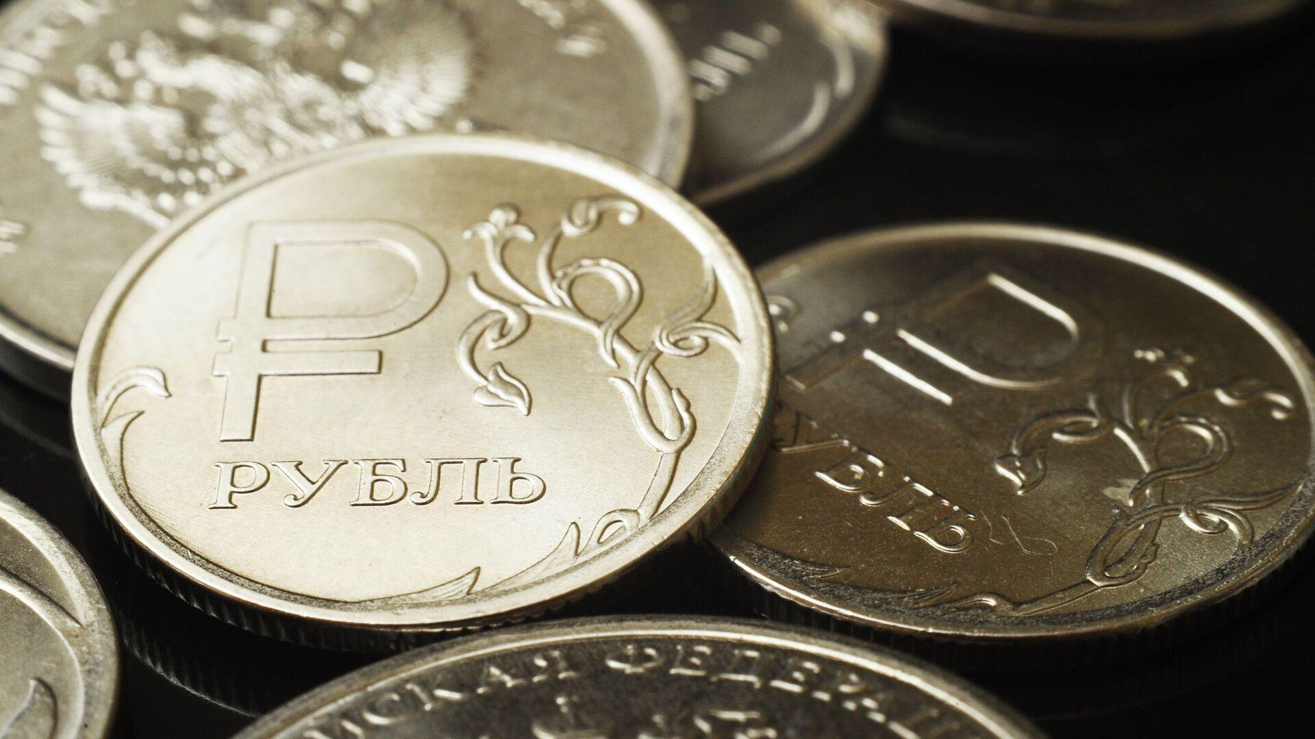 Российские рубли - РИА Новости, 1920, 10.10.2020