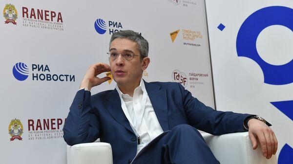 Генеральный директор АО РВК Александр Повалко