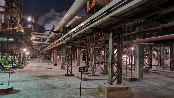 Завод Ангарской нефтехимической компании