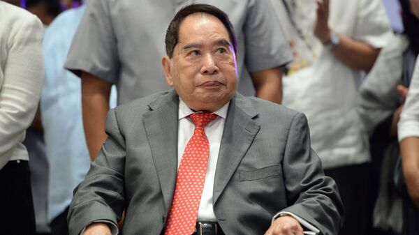 Филиппинский бизнес-магнат Генри Си