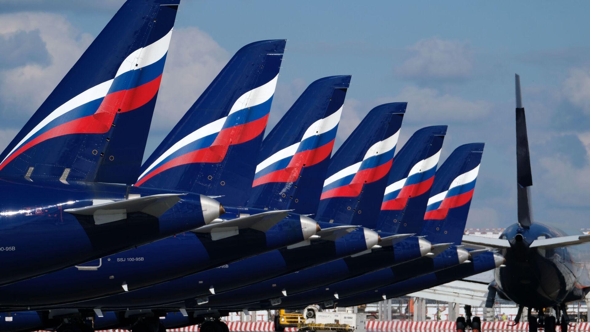 Самолеты в аэропорту Шереметьево - РИА Новости, 1920, 01.12.2020