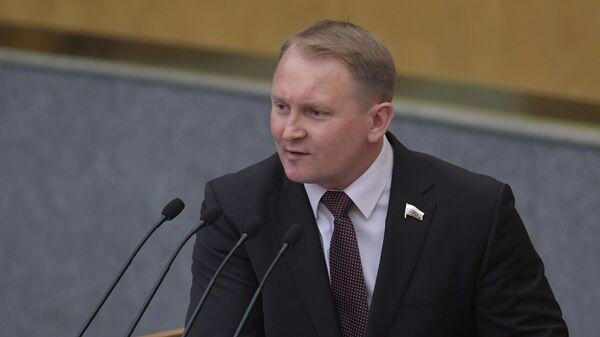 Депутат Госдумы РФ Александр Шерин