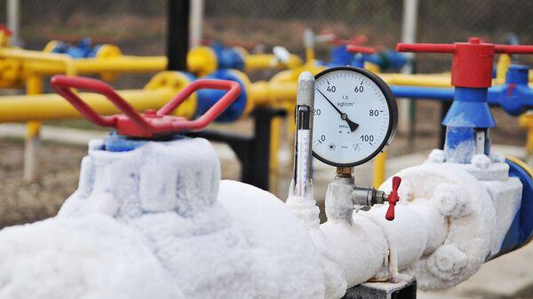 Газовое оборудование на Украине