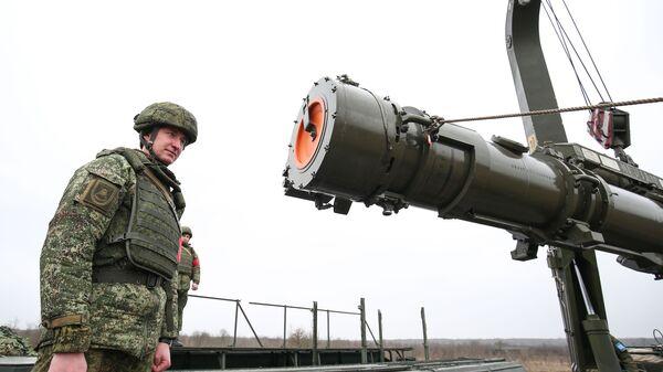 Комплекс Искандер-К с крылатыми ракетами Р-500